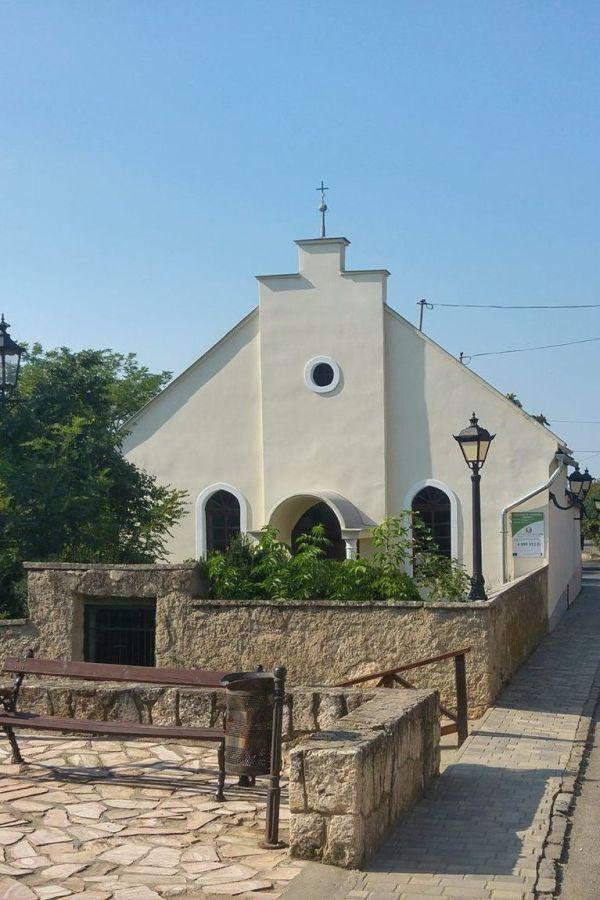 Monoki evangélikus templom, Monok, Kossuth Lajos utca