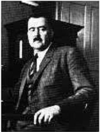 Gerhard Lang, aki kitalálta a sorozatban készült, nyomtatott adventi naptárt
